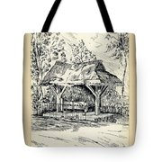 The Old Stocks Walsall Tote Bag