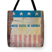 The Old Tag Tote Bag