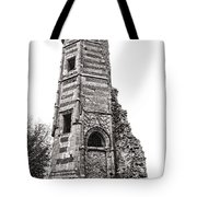The Old Tower Tote Bag