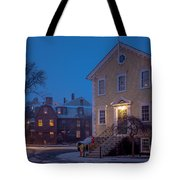 The Old Town House Tote Bag
