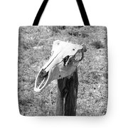 The Old Trail Tote Bag
