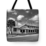 The Old Victory Groves Packing House Tote Bag