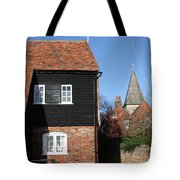 The Old Water Mill Bosham Tote Bag