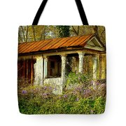 The Old Well House Tote Bag