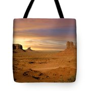 The Old West Tote Bag