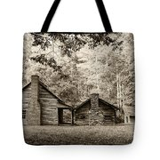 The Old Whitehead Place E211 Tote Bag