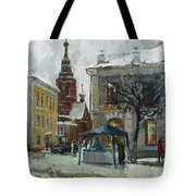 The Old Yaroslavl Tote Bag