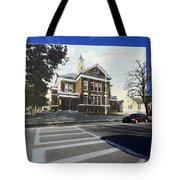 The Oliver School In Bristol Rhode Island Tote Bag