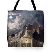 The Olympic Theatre, 1826 Tote Bag