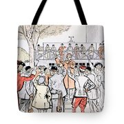 The Oncourse Bookie Tote Bag