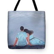The One I Love Tote Bag