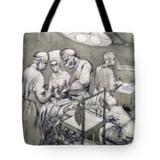 The Operation Theatre, 1966 Tote Bag