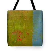 The Orange Wedge Tote Bag by Michelle Calkins