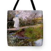 The Orchard Brook  Tote Bag