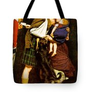 The Order Of Release Tote Bag