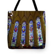 The Organist Tote Bag
