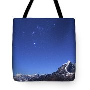 The Orion Constellation Tote Bag