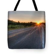 The Other Direction Tote Bag