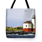 The Other Side Of The Coquille River Tote Bag