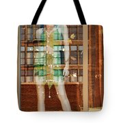 The Other Side Of The Story #2 Tote Bag