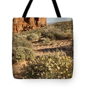 The Outcropping Tote Bag