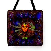 The Outer Limits  Tote Bag