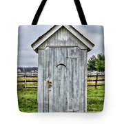 The Outhouse - 2 Tote Bag