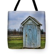 The Outhouse - 4 Tote Bag