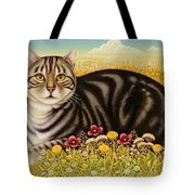 The Oxford Cat Tote Bag