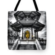 The Pagoda Tote Bag