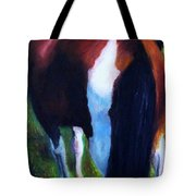 The Paint Tote Bag
