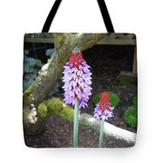 The Paintbrush Tote Bag
