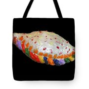 The Painted Calzone Tote Bag