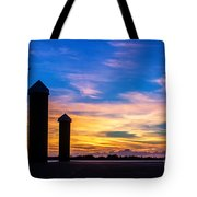 The Painted Sky Tote Bag