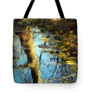 The Painter's Dream Tote Bag by Tami Quigley