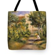 The Painters Garden, Cagnes, C.1908 Tote Bag
