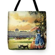 The Palace Of The Tuileries Tote Bag