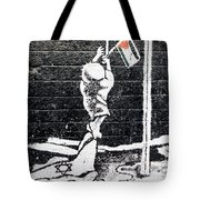The Palestinian Flag Tote Bag