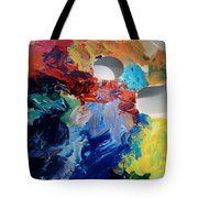 The Palet Tote Bag