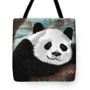 The Panda Tote Bag