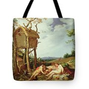 The Parable Of The Wheat And The Tares Tote Bag