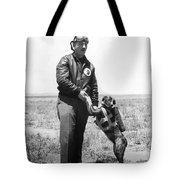The Parachute Pup Tote Bag
