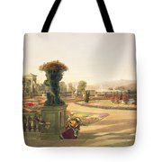 The Parterre  Trentham Hall Gardens Tote Bag