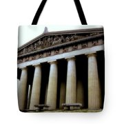 The Parthenon Nashville Tn Tote Bag