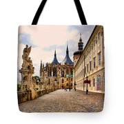 The Passage Tote Bag by Joanna Madloch