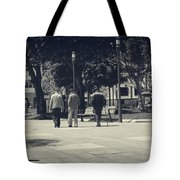 The Passage Of Time Tote Bag