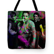 The Passenger Painting Tote Bag