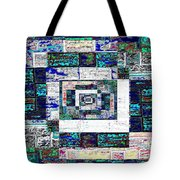 The Patchwork Tote Bag
