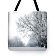 The Path Of A Wandering Soul Tote Bag