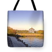 The Path That Leads To Home Tote Bag